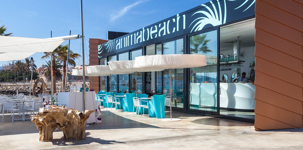 2012 - Restaurante Anima Beach