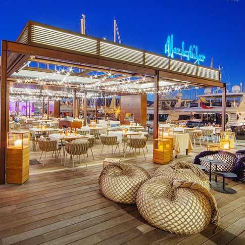 2015 - Restaurante Mar de Nudos